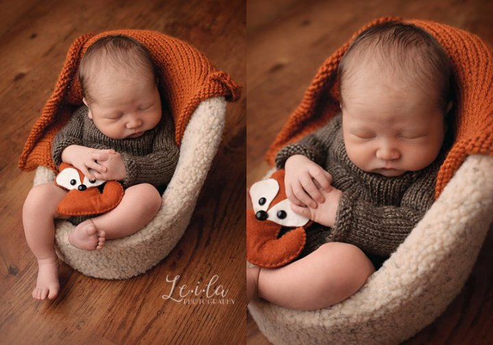 Baby Grason's visit at 12 Days Old: Waco Newborn Photography