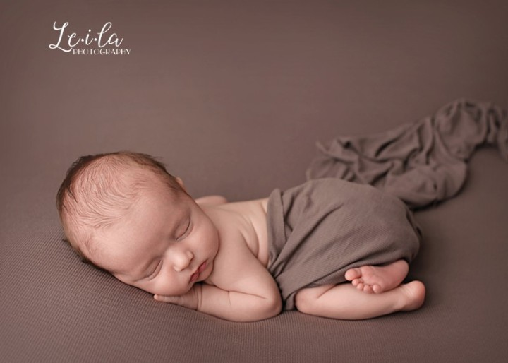 23 Days New: Leila Photography Newborn Session