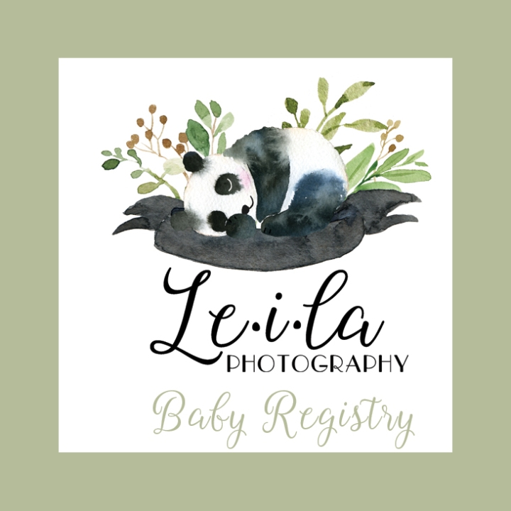 The Leila Photography Baby Registry